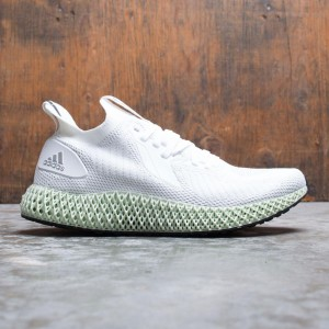 Adidas Men Alphaedge 4D (white / silver metallic / core black)