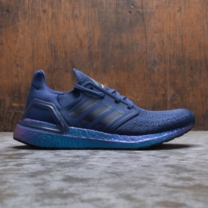 Adidas Men UltraBOOST 20 (blue / tech indigo / legend ink / boost blue violet metallic)