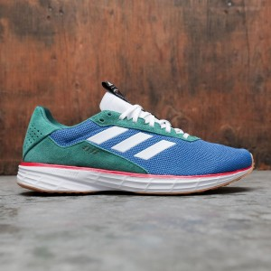 Adidas x Noah Men SL20 (blue / blue bird / core white / lush red)