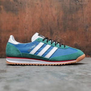 Adidas x Noah Men SL72 (blue / blue bird / core white / lush red)