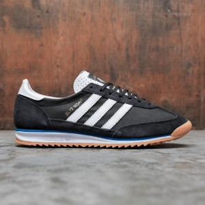 Adidas x Noah Men SL72 (black / core white / blue bird)