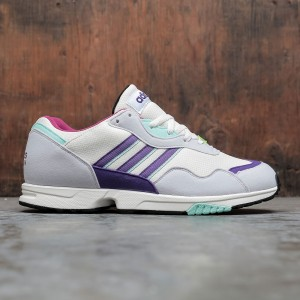 Adidas Men HRMN SPZL (white / pink / mint)