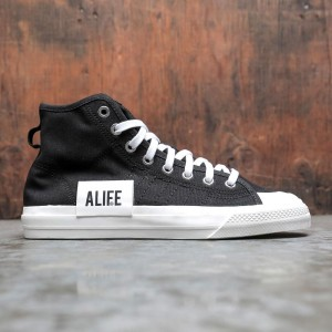 Adidas x Alife Men Nizza Hi (black / off white)
