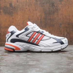 Adidas Men Response CL (white / collegiate orange / collegiate navy)