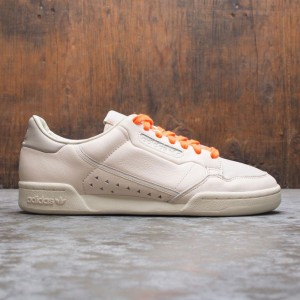 Adidas Men Pharrell Williams Continental 80 (beige / ecru tint / chalk white / clear brown)