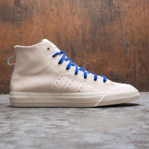 Adidas Men Pharrell Williams Nizza Hi RF (beige / ecru tint / chalk white / clear brown)