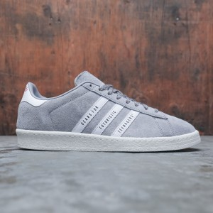 Adidas x Human Made Men Campus (gray / light onix / footwear white / off white)