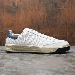 Adidas Consortium Men Rod Laver Snake (white / core white / collegiate navy)
