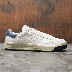 Adidas Consortium Men Rod Laver Ostrich (white / core white / collegiate navy)