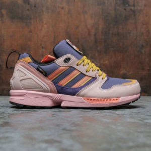 Adidas x National Parks Men ZX 5000 Joshua Tree (pink / vapour pink / easy orange / tech purple)