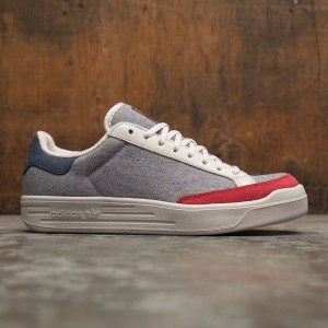 Adidas Consortium Men Rod Laver World (white / chalk white / collegiate navy / maroon)