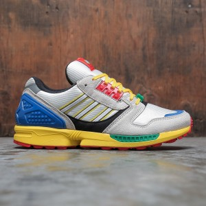 Adidas Men ZX 8000 Lego (yellow / clear brown / footwear white)