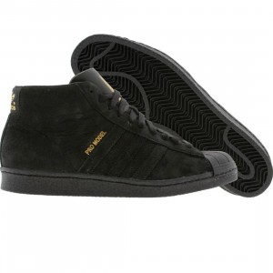 Adidas ObyO Pro Model DB (black1 / runninwhite)