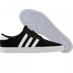 Adidas Skate Seeley (black / runninwhite / medium cinder)