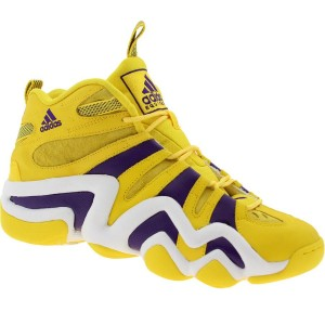 Adidas Men Crazy 8 (sun / regpursld / runninwhite)
