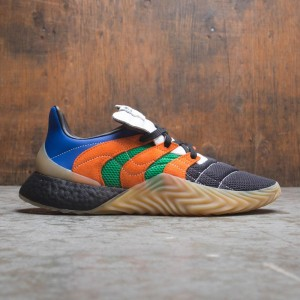 Adidas Consortium x Sivasdescalzo Men Sobakov BOOST SVD (white / power blue / green)