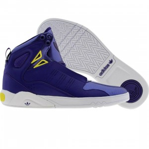 Adidas Roundhouse Mid 2.0 (co purple / pri yellow / runninwhite)