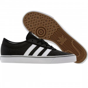 Adidas Skate Adi Ease (black / runninwhite / college aqua)