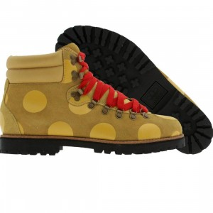 Adidas ObyO JS Polka Dots Boot - Jeremy Scott (panton / nat yellow / black1)