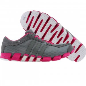 Adidas Big Kids CC Ride (metallic lead / metallic silver / int pink)