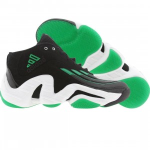 Adidas Men Real Deal - Antoine Walker (black / fairway / runninwhite)