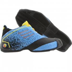 Adidas Men TMAC 1 (joy blue / orange / vivid yellow)