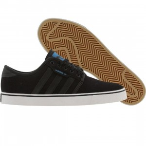 Adidas Skate Seeley (black / crayon blue)