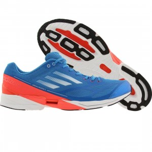 Adidas AdiZero Feather 2 (bright blue / runninwhite / infrared)