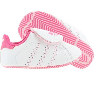 Adidas Toddlers Easy On Gift Set CF Crib (white / bloom / diva)