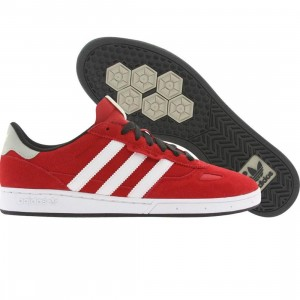 Adidas Skate Ciero Low (university red / runninwhite / haze yellow)