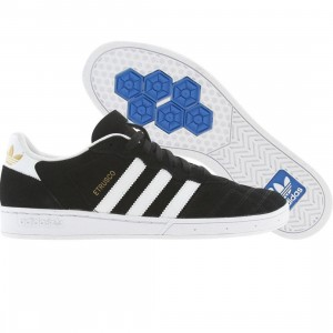 Adidas Skate Etrusco (black / runninwhite / metallic gold)