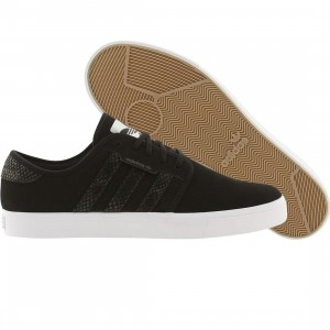 Adidas Skate Men Seeley (black / dark cinder / runninwhite)