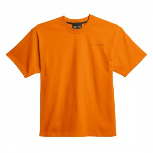 Adidas x Pharrell Williams Men Basics Shirt (orange / bright orange)