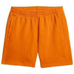Adidas x Pharrell Williams Men Basics Shorts (orange / bright orange)