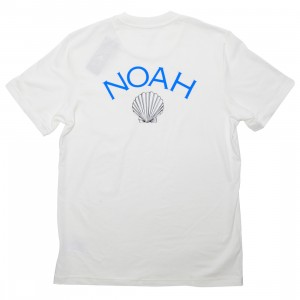 Adidas x Noah Men TF Tee (white / core white)