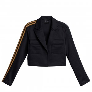 Adidas x Ivy Park Women Crop Suit Jacket (black / mesa)