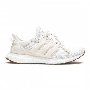 Adidas x Ivy Park Men UltraBoost OG (white / off white / wild brown)