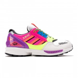 Adidas Men ZX 8500 Overkill (white / crystal white / signal green / core black)