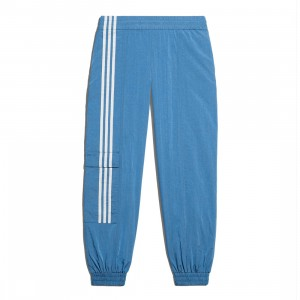 Adidas x Ivy Park Men Nylon Track Pants (blue / light blue)