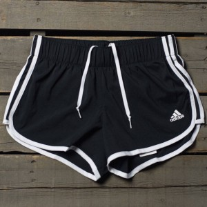 Adidas Women M10 Woven Shorts (black)