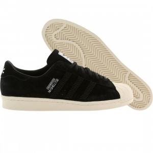 Adidas x Neighborhood Men Superstar Shelltoe (black / lbone)