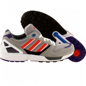 Adidas Men ZX 5000 - Memphis Pack (gray / alumin / poppy / runninwhite)