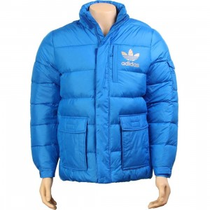 Adidas AC Down Jacket (bluebird)