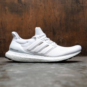 Adidas Men Ultra Boost (white / silver metallic)