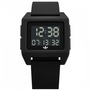 Adidas Archive SP1 Watch (black / all black)