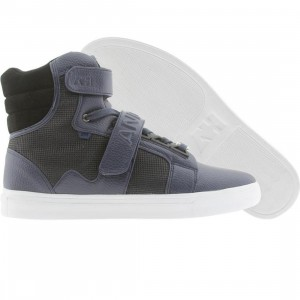 AH By Android Homme Propulsion High (navy grid)