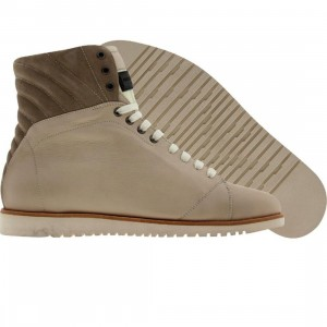 Android Homme Propulsion High 2.5 Boot (white / france fur lining)