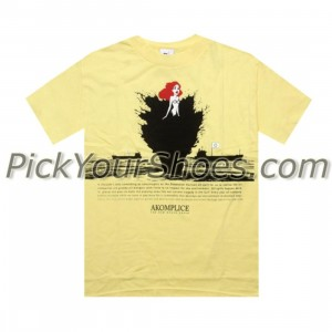 Akomplice Fu$k BP Tee (yellow)