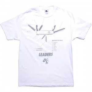 Akomplice x LDRS Leaders Tee (white)