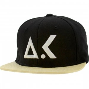 Akomplice AK Sunny Daze Color Change Snapback Cap (black / yellow)